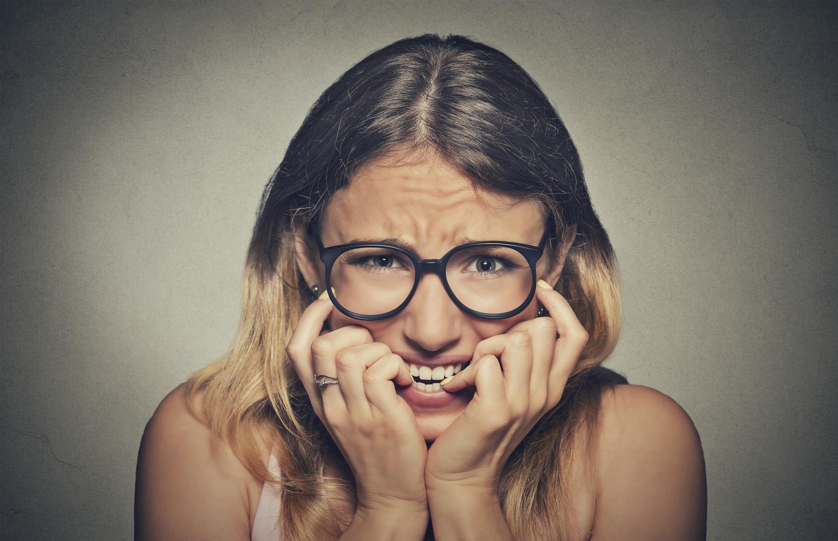 التوتر من اعراض الوسواس القهرى