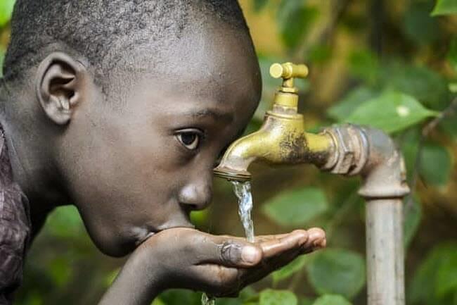 القارة السمراء تواجه العديد من مشكلات المياه