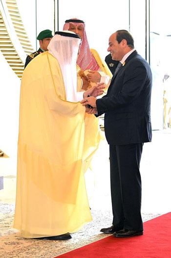 السيسى فى القمة العربية (1)