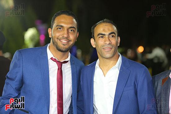 سيد عبد الحفيظ ومحمد عراقى