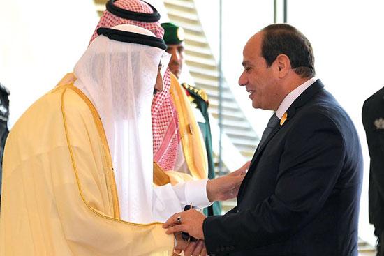 السيسى فى القمة العربية (4)