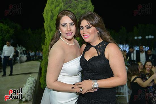 العروس نيرة شريف