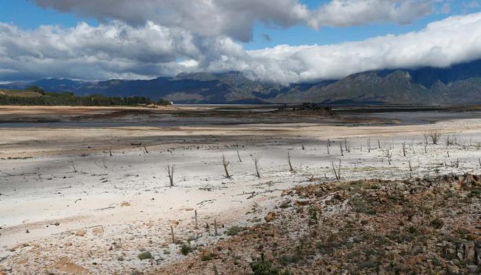 شبح الجفاف يحاصر كيب تاون