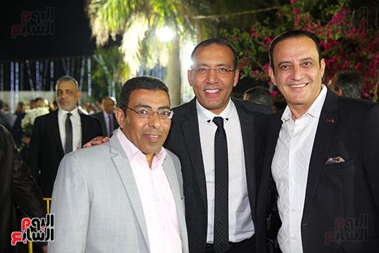 خالد صلاح وطارق علام