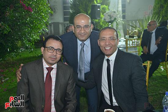 خالد صلاح ودندراوى الهوارى وعصام الشامى