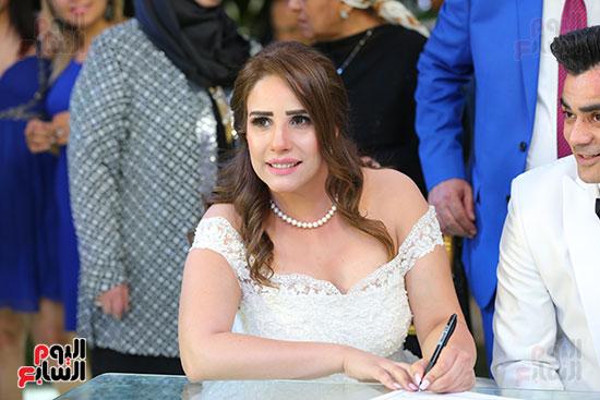 العروسة نيرة شريف