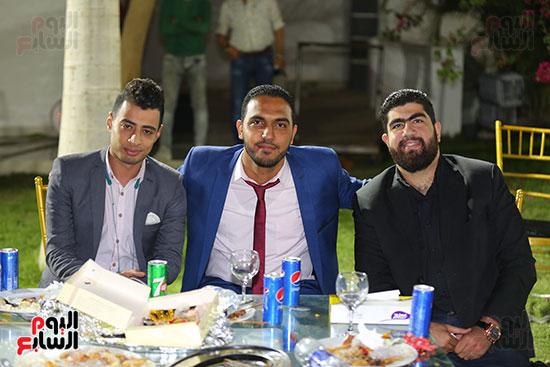 محمد عراقى وعمرو جاب الله