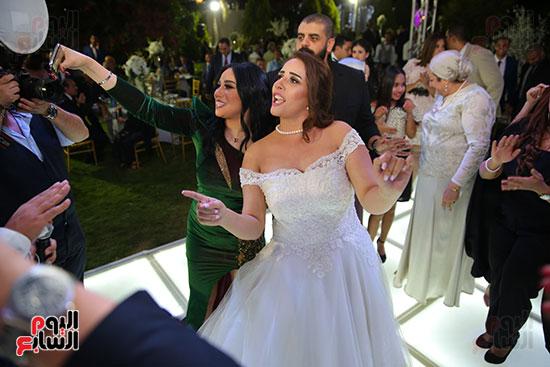 احتفال العروس