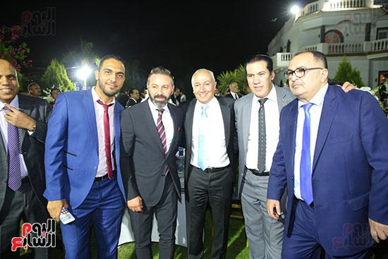حازم إماموممدوح الششتاوى وجمال العاصى وعمر الأيوبى ومحمد عراقى