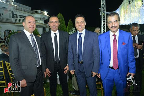خالد صلاح وحسام البدرى وعصام شلتوت