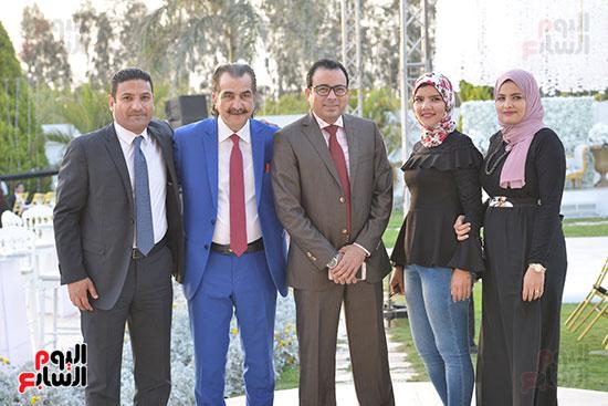 أسرة اليوم السابع مع عصام شلتوت