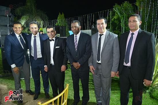 العريس ومحمد سراج وعمر بيع وعمر الأيوبي