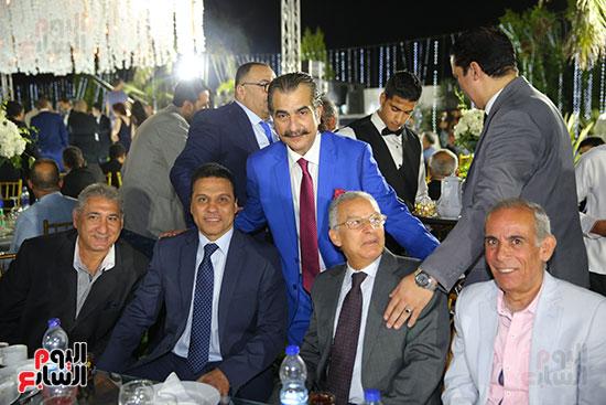 عصام شلتوت وعبد العزيز عبد الشافى وحسام البدرى