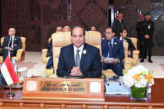السيسى فى القمة العربية (2)