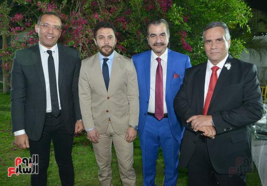 خالد صلاح وعصام شلتوت وأحمد حسن