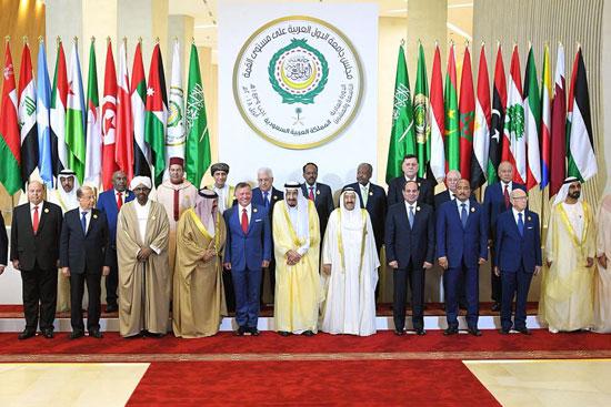 السيسى فى القمة العربية (3)