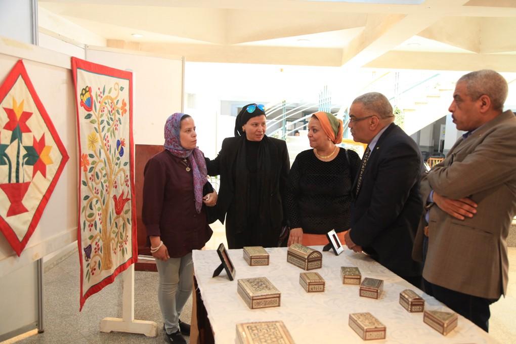 قصور الثقافة تختتم الملتقى الثقافي لشباب جامعة حلوان (1)