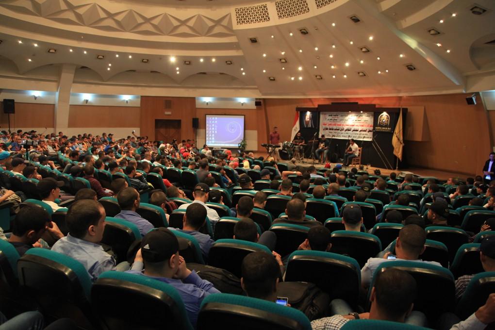 قصور الثقافة تختتم الملتقى الثقافي لشباب جامعة حلوان (9)