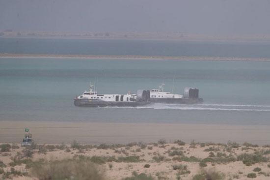 تمرين بحرى ضمن فعاليات تمرين درع الخليج المشترك 1