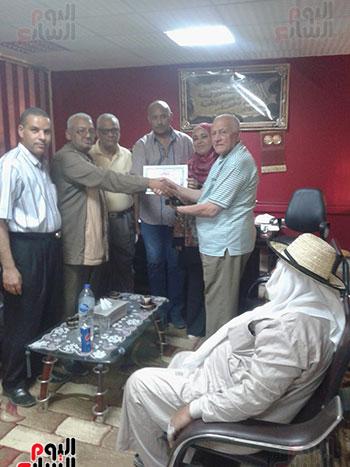 جمعية من أجل مصر بالداخلة (4)