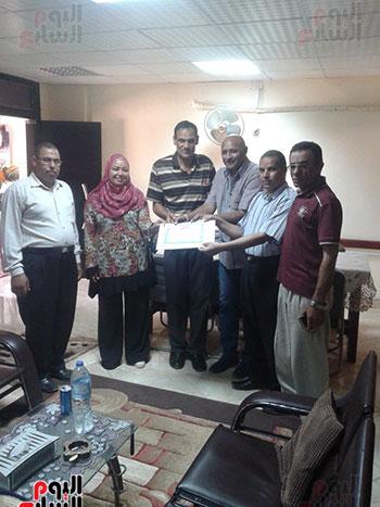 جمعية من أجل مصر بالداخلة (3)
