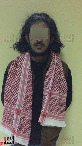 المتهم خالد أبودية