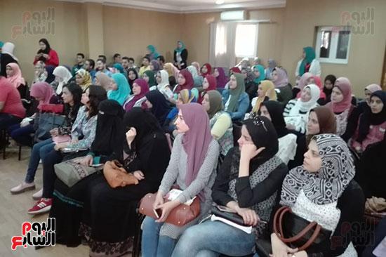 القومى للمرأة بالغربية (2)