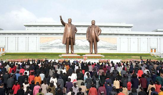 مؤسسين كوريا الشمالية