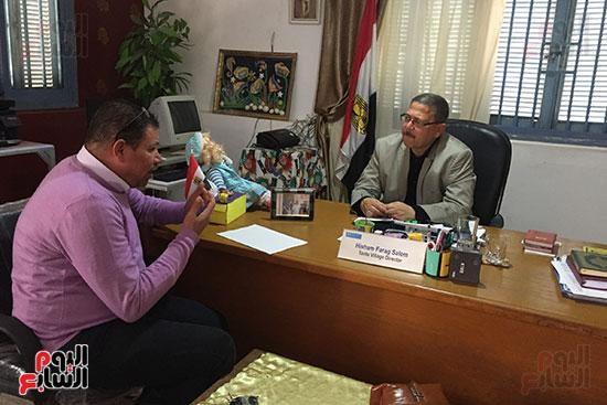 قرية الأيتام بالغربية أنشأتها جيهان السادات (2)