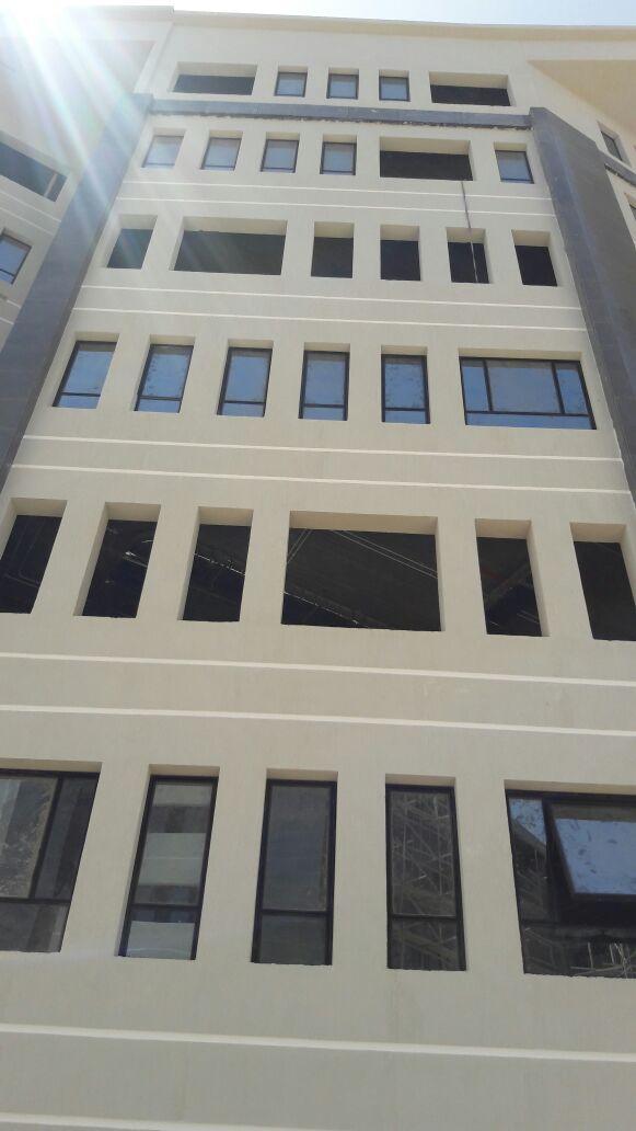 أول مبنى جامعة بالعاصمة الإدارية (1)