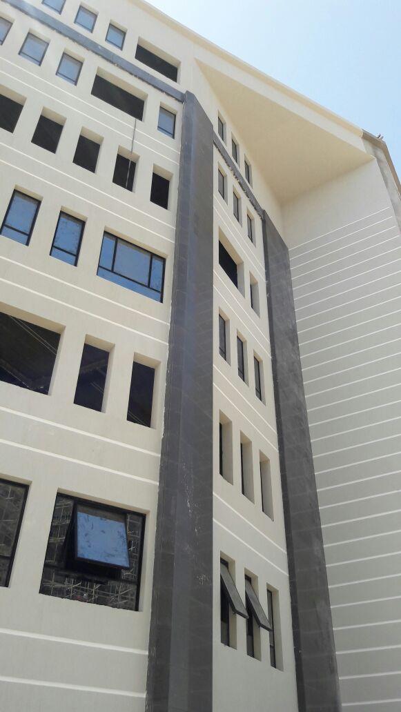 أول مبنى جامعة بالعاصمة الإدارية (5)
