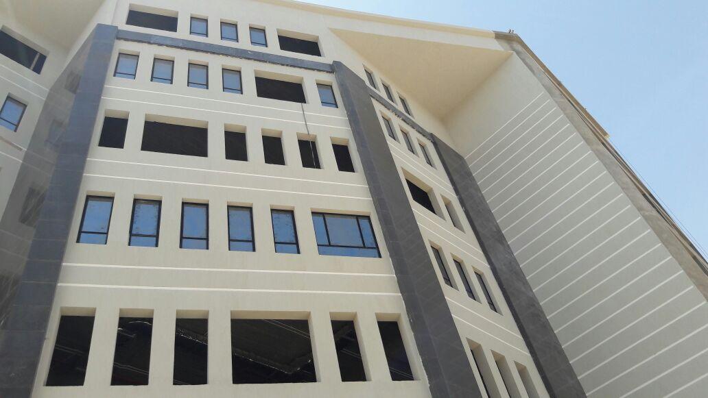 أول مبنى جامعة بالعاصمة الإدارية (3)