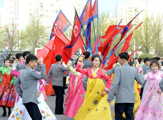 رقص تقليدي