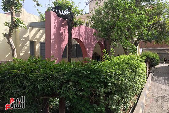 قرية الأيتام بالغربية أنشأتها جيهان السادات (7)