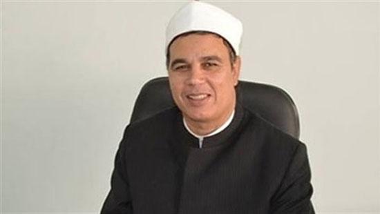 الدكتور-عبد-المنعم-فؤاد-عميد-كلية-العلوم-الإسلامية