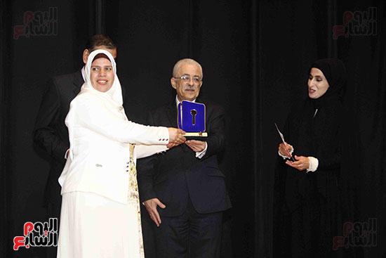 صور مسابقة تحدى القراءة العرب (30)