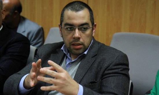 الدكتور-محمد-فؤاد-عضو-مجلس-النواب-عن-حزب-الوفد