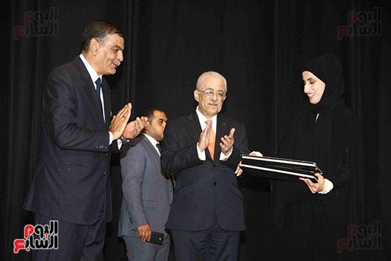 صور مسابقة تحدى القراءة العرب (24)
