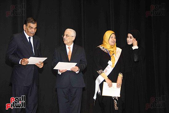 صور مسابقة تحدى القراءة العرب (27)
