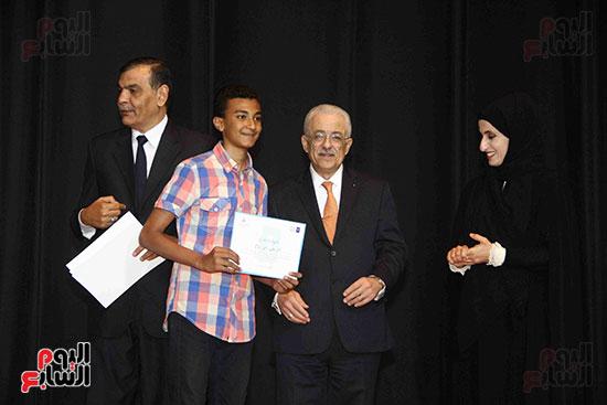 صور مسابقة تحدى القراءة العرب (35)