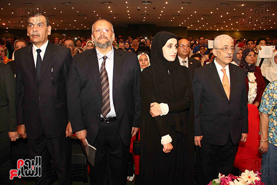 صور مسابقة تحدى القراءة العرب (4)