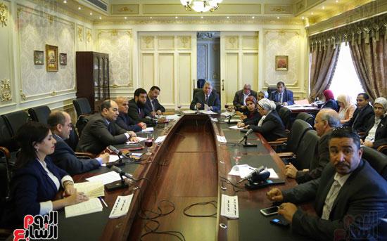 لجنة التعليم بمجلس النواب