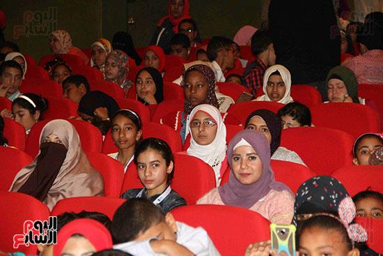 صور مسابقة تحدى القراءة العرب (51)