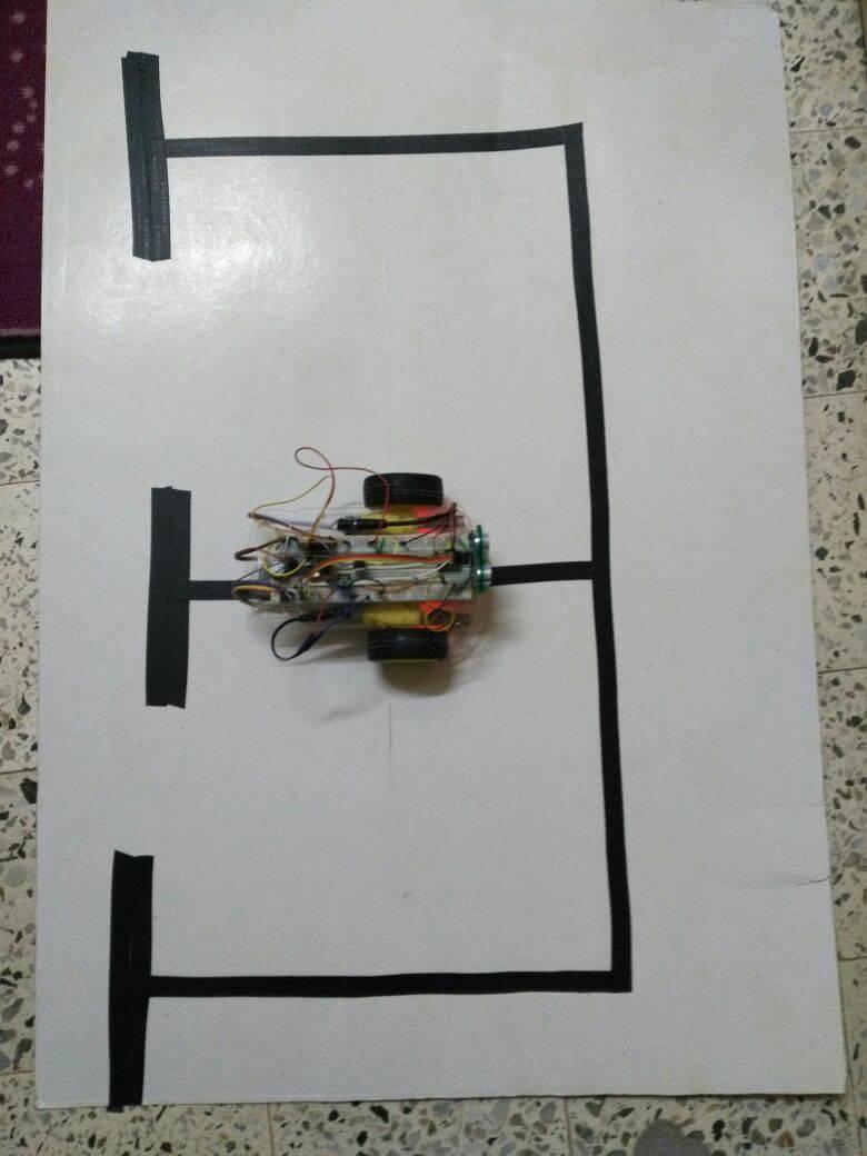 نموذج مصغر للكرسى المتحرك1
