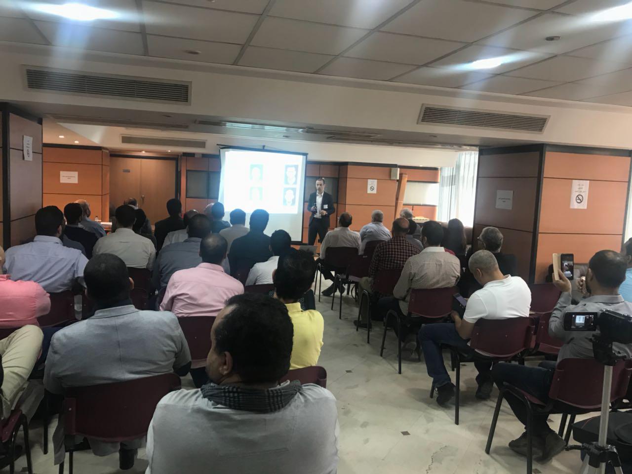 اجتماع الامازون مع دور النشر المصرية  (2)