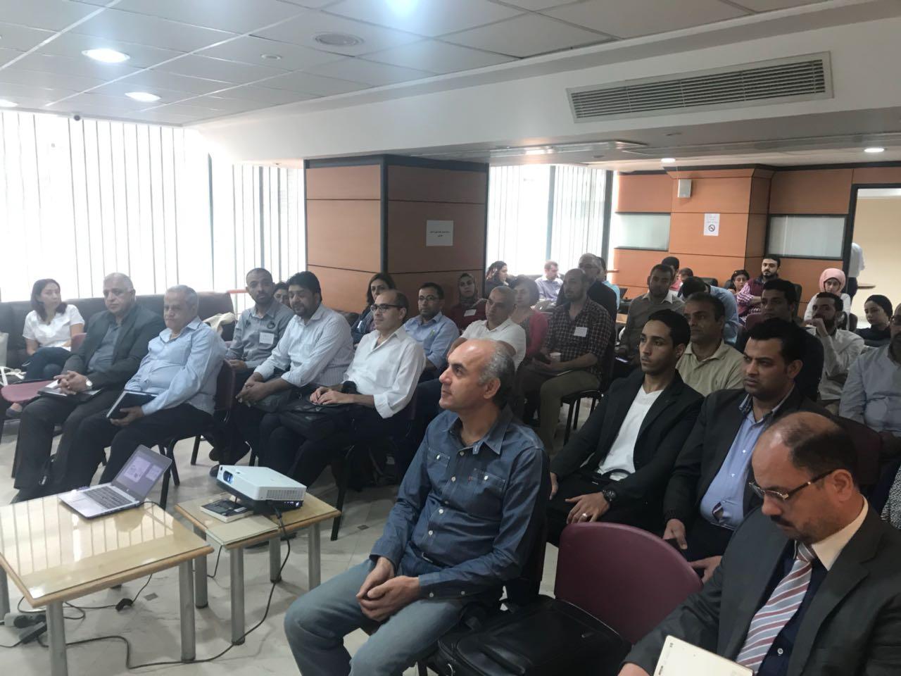 اجتماع الامازون مع دور النشر المصرية  (1)