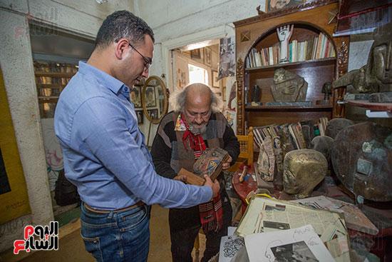 جورج بهجورى و تامر إسماعيل صالح (2)
