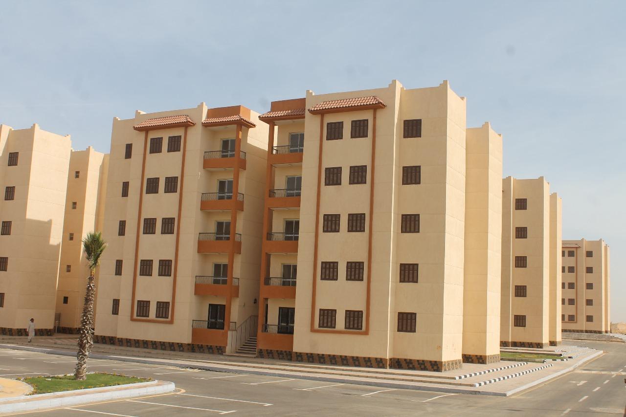 الوحدات السكنية بمدينة السادات (8)