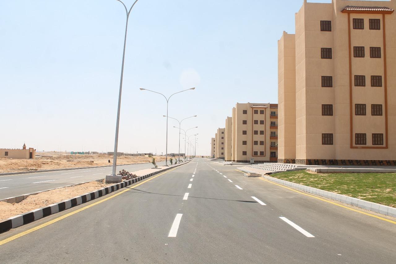 الوحدات السكنية بمدينة السادات (14)