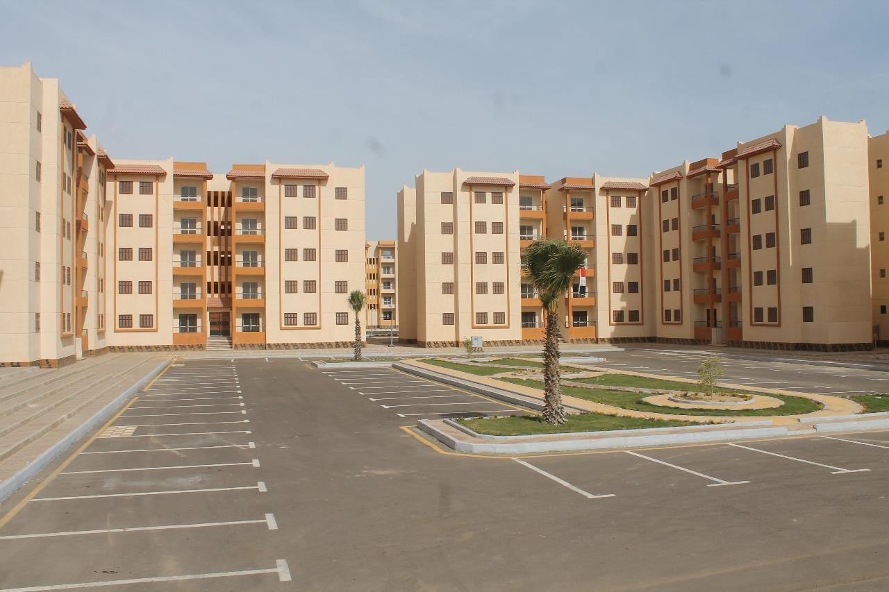 الوحدات السكنية بمدينة السادات (7)